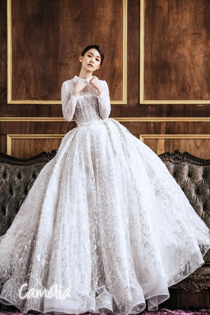 昆娜經典婚紗 婚紗禮服