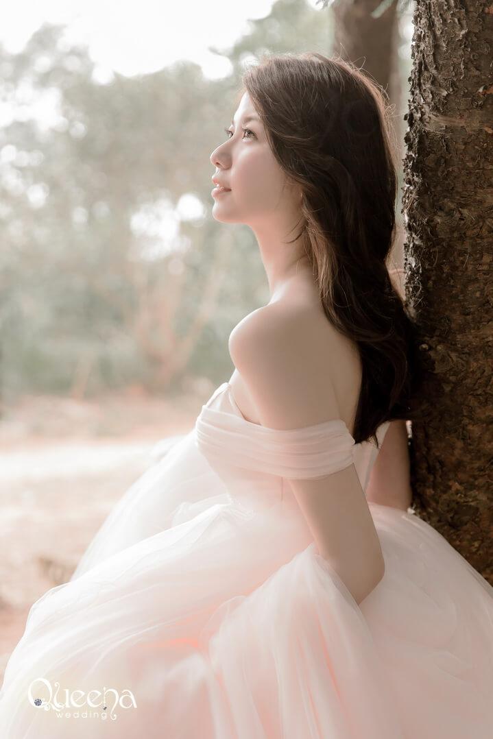 昆娜婚紗 新人作品