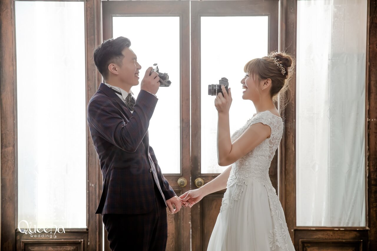 昆娜新人結婚照