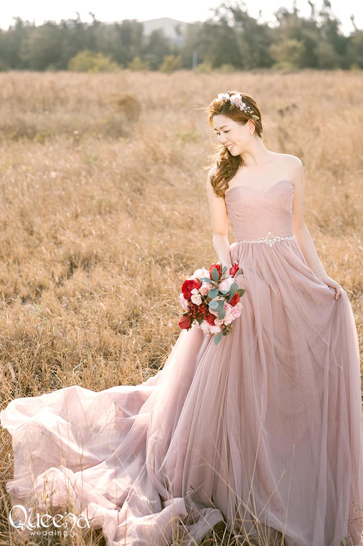 昆娜經典婚紗-婚紗禮服