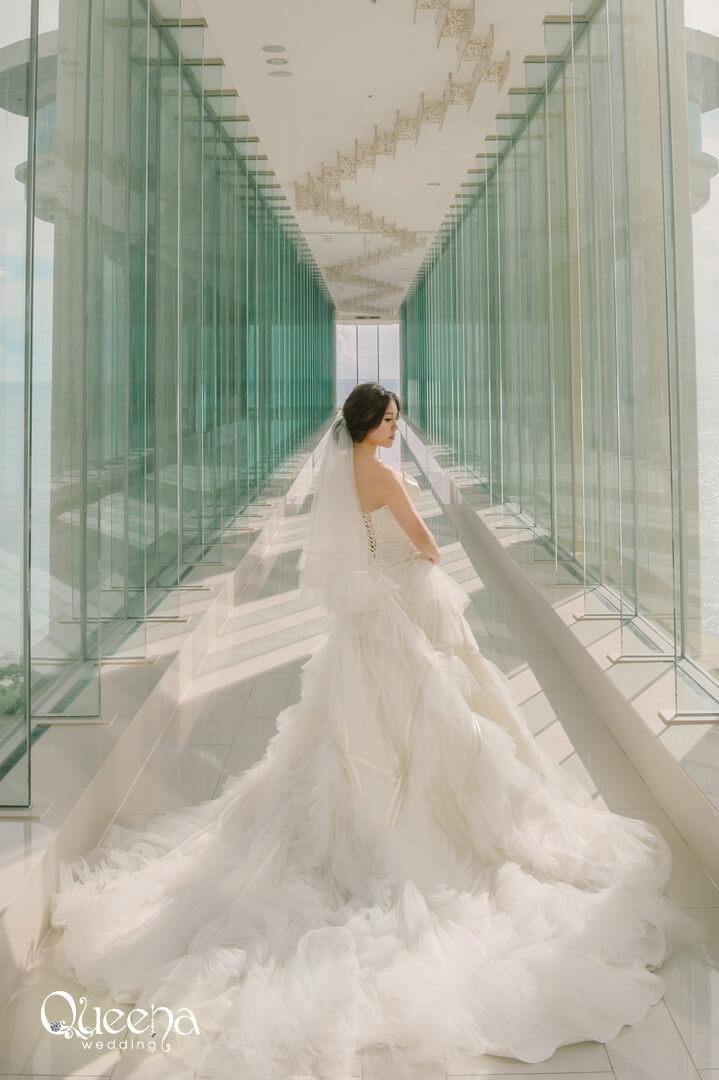 昆娜經典婚紗-婚紗攝影 婚紗禮服