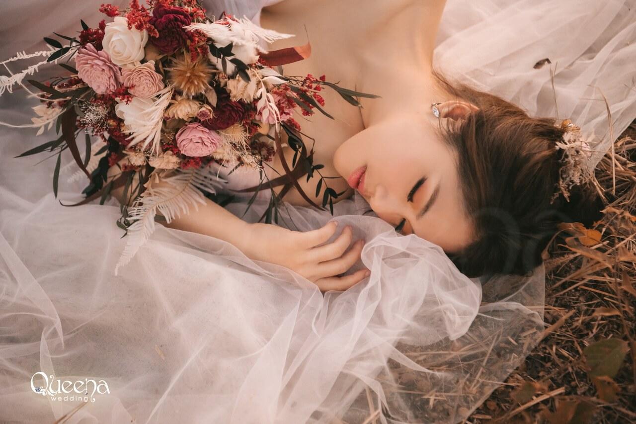 昆娜婚紗新人作品
