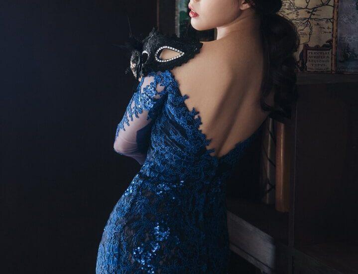 昆娜婚紗新人