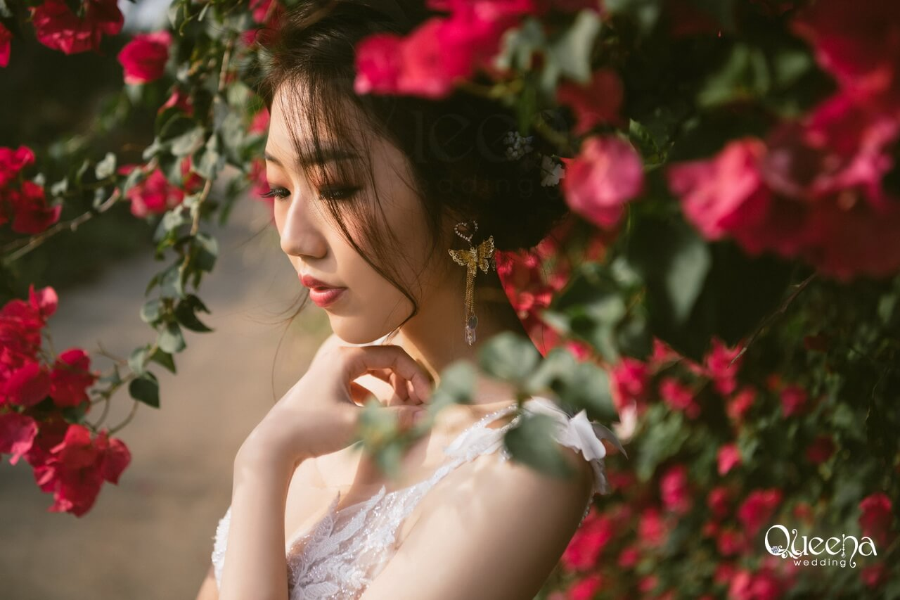 昆娜婚紗-攝影作品