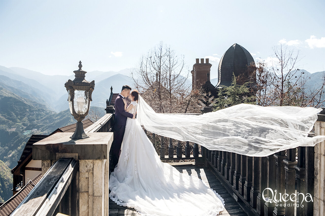 昆娜婚紗 婚紗攝影 婚紗照
